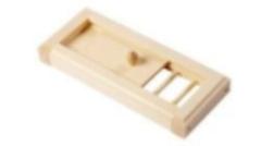 Задвижка вентиляционная (малая) 300х130