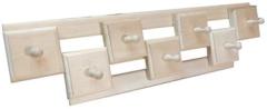 Вешалка мираж квадрат 7 крючков