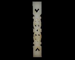 Балясина узорчатая 15х150х1000